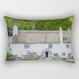 Pandora Inn - From Pontoon Rectangular Pillow