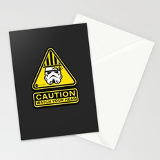 Empire Safety Program - Star Wars Stationery Cards