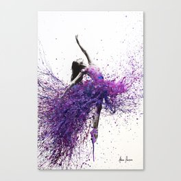 A Vineyard Weekend Canvas Print