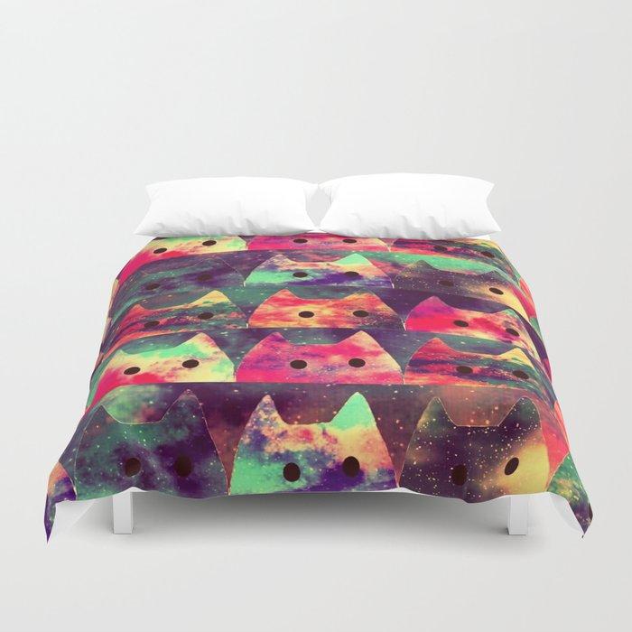 cats-131 Duvet Cover