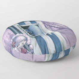 Cotton & Candy Floor Pillow