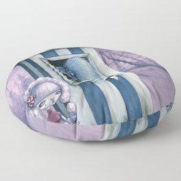 Cotton & Candy Floor Pillow