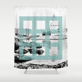 Khobar Shower Curtain