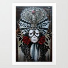 Melsa Art Print