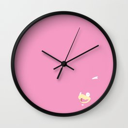 Slowpoke Wall Clock