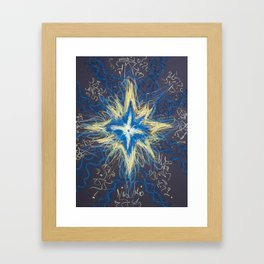Starfire Framed Art Print