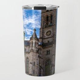 Stuttgart : Matthäuskirche Travel Mug
