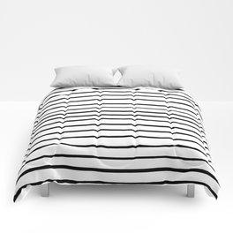 _ S T R I P E S Comforters