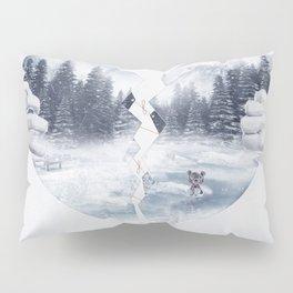 808s & Heartbreak ft. Dropout Bear Pillow Sham