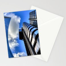 Lloyds of London and Willis Group Buildings Stationery Cards