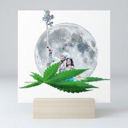Magic Carpet High Mini Art Print