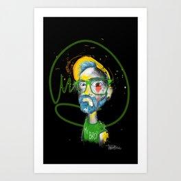 Rapadura Art Print