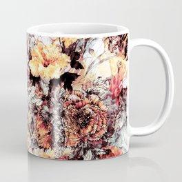 RPE FLORAL ABSTRACT Coffee Mug