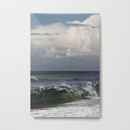 Atlantic Ocean Metal Print