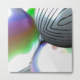 Iridescence 2 Metal Print