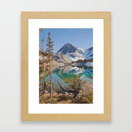 John Muir Wilderness Framed Art Print