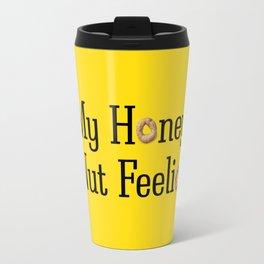 My Honey Nut Feelios Travel Mug