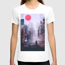 Strange Mornings T-shirt