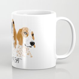 Redtick Love is Easy Coffee Mug
