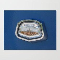 Vintage FORD Truck Badge Canvas Print