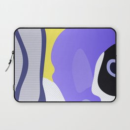 Tropical Fish 3 Laptop Sleeve