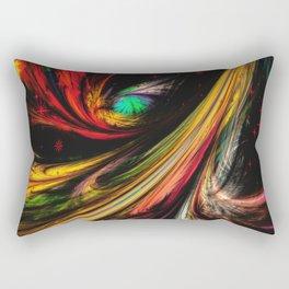 Enthusiasm and inspiration  Rectangular Pillow