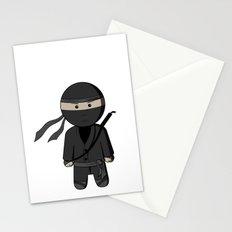 Ninja Stationery Cards