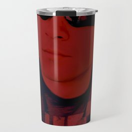 Red Sport Travel Mug