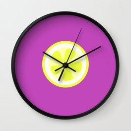 limon+ Wall Clock