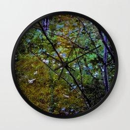 In Between Seasons Wall Clock