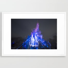 Remain Seated Please.... Framed Art Print