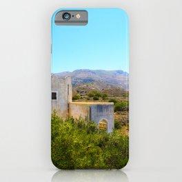 mani greece iPhone Case