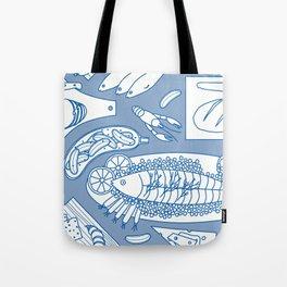 Smorgasbord Tote Bag