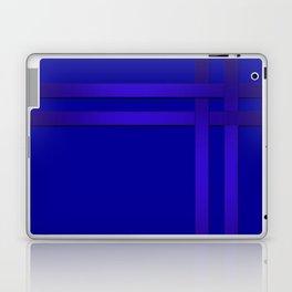 Cobalt blue Laptop & iPad Skin
