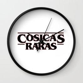 Cosicas Raras - Strangerish Things Wall Clock