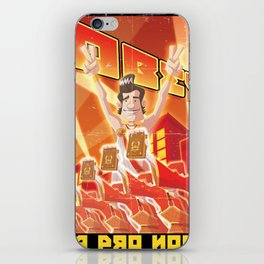 Obey iPhone Skin