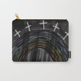 Death of a Rainbow Carry-All Pouch