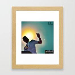 M O V E Framed Art Print
