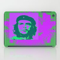 che iPad Cases featuring che by Kathead Tarot/David Rivera