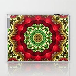 Twelve Around the One - The Mandala Collection Laptop & iPad Skin