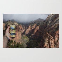 Angel's Beer Rug