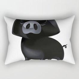 Star Wars Pig Darth Vader Rectangular Pillow