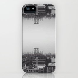 Collapse iPhone Case