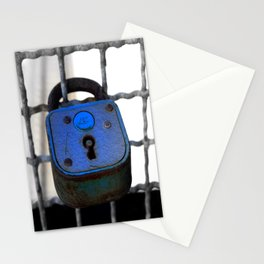 Throw Away The Key Stationery Cards