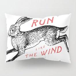 Run Like The Wind Pillow Sham