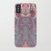 insect iPhone & iPod Cases featuring insect by Maethawee Chiraphong