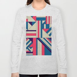 Geo1. Long Sleeve T-shirt