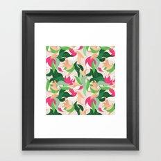 Tropico Framed Art Print