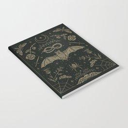 Cemetery Nights Notebook