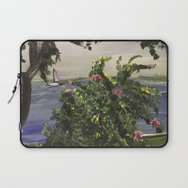 Southport Waterfront Laptop Sleeve